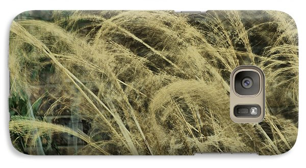 Galaxy Case featuring the photograph Blowing In The Wind by Rick Friedle