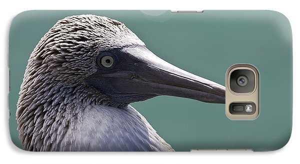 Blue Footed Booby II Galaxy S7 Case