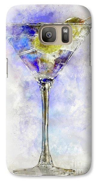 Blue Martini Galaxy S7 Case