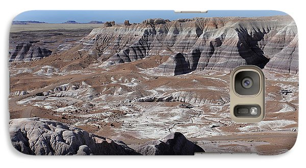 Galaxy Case featuring the photograph Blue Mesa by Gary Kaylor