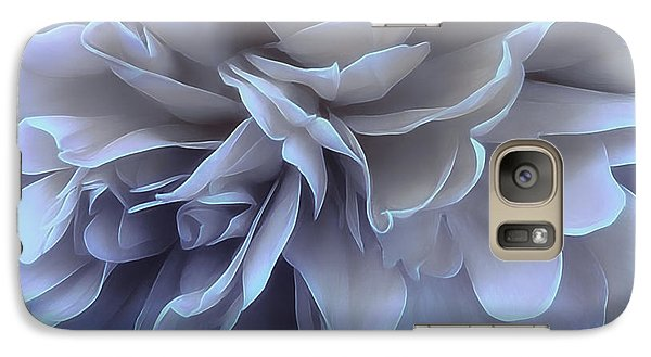 Galaxy Case featuring the photograph Blue Moon by Darlene Kwiatkowski
