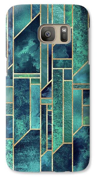 Blue Skies Galaxy S7 Case