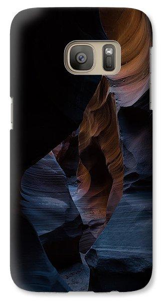 Blue Slots Galaxy S7 Case