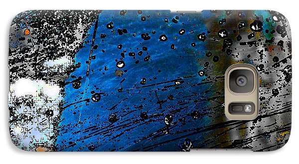 Blue Spectacular Galaxy S7 Case
