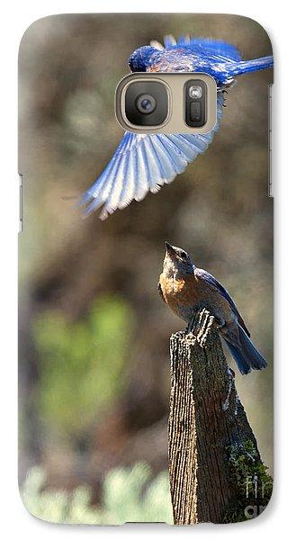 Bluebird Buzz Galaxy S7 Case