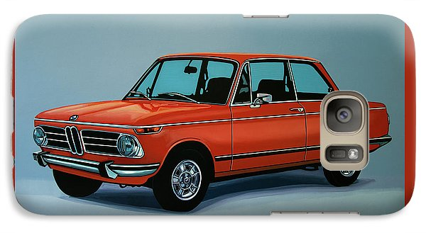 Bmw 2002 1968 Painting Galaxy S7 Case