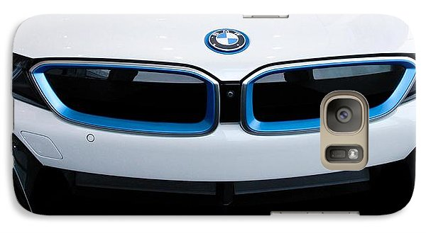 Galaxy Case featuring the photograph Bmw E Drive I8 by Aaron Berg