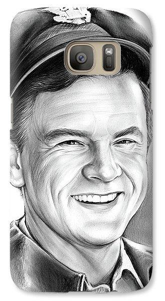 Crane Galaxy S7 Case - Bob Crane by Greg Joens