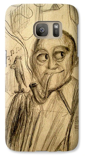 Bob Hope's Dream Galaxy S7 Case by Michael Morgan