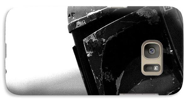 Boba Fett Helmet Galaxy S7 Case