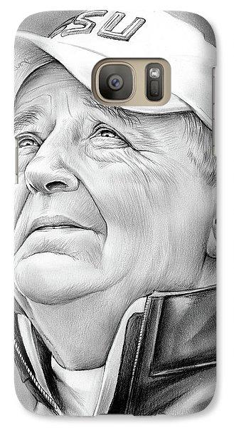 Bobby Bowden Galaxy S7 Case