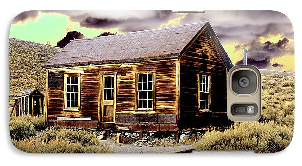 Galaxy Case featuring the photograph Bodie House by Jim and Emily Bush