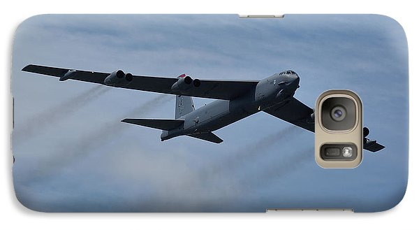 Galaxy Case featuring the photograph Boeing B-52h Stratofortress by Tim Beach