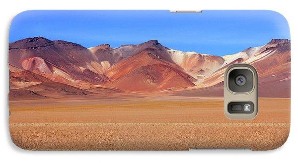 Galaxy Case featuring the photograph Bolivian Altiplano  by Aidan Moran