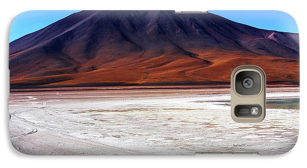 Galaxy Case featuring the photograph Bolivian Altiplano, South America by Aidan Moran