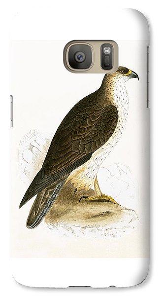 Bonelli's Eagle Galaxy S7 Case by English School