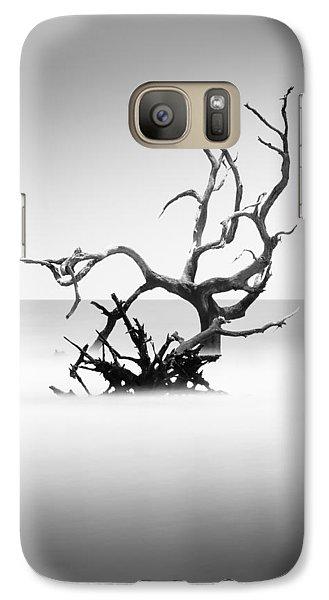 Bull Galaxy S7 Case - Boneyard Beach X by Ivo Kerssemakers