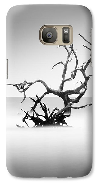 Bull Galaxy S7 Case - Boneyard Beach X by Ivo Kerssemakers