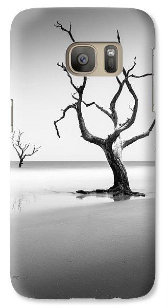 Bull Galaxy S7 Case - Boneyard Beach Xiii by Ivo Kerssemakers