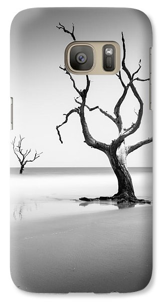 Bull Galaxy S7 Case - Boneyard Beach Xiii by Ivo Kerssemakers