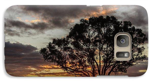 Boorowa Sunset Galaxy S7 Case