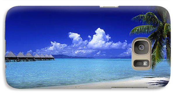 Bora Bora South Pacific Galaxy Case by Panoramic Images