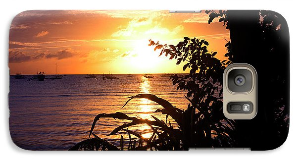 Venice Beach Galaxy S7 Case - Boracay,philippians  2 by Mark Ashkenazi