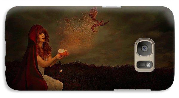 Born Of Magic Galaxy S7 Case
