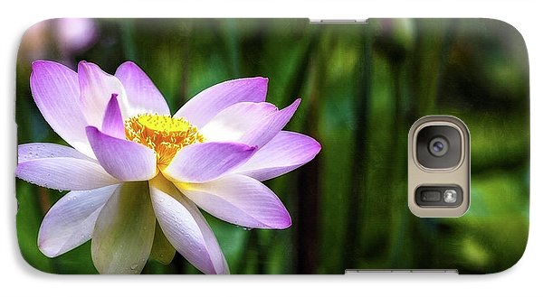 Galaxy Case featuring the photograph Born Of The Water by Edward Kreis