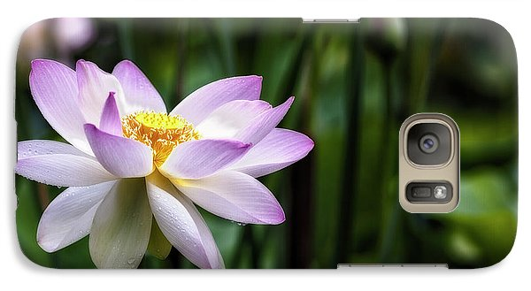 Galaxy Case featuring the photograph Born Of The Water Original by Edward Kreis