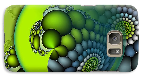 Born To Be Green Galaxy S7 Case