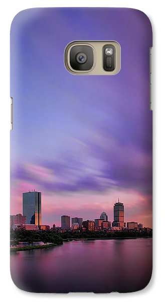 Boston Afterglow Galaxy S7 Case