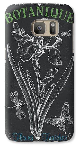 Botanique 1 Galaxy S7 Case by Debbie DeWitt