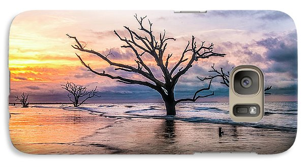 Galaxy Case featuring the photograph Botany Bay Dawn by Phyllis Peterson