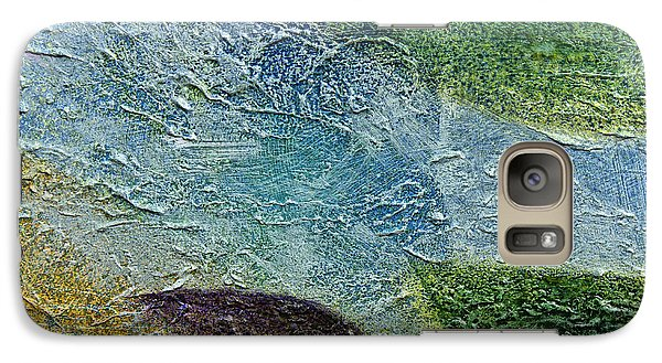 Galaxy Case featuring the painting Botany I by John Hansen