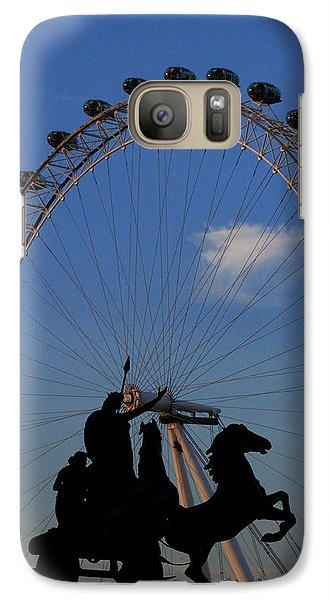 Boudicca's Eye Galaxy S7 Case