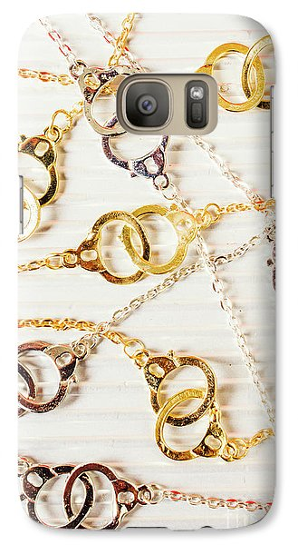 Galaxy Case featuring the photograph Bound By Love  by Jorgo Photography - Wall Art Gallery
