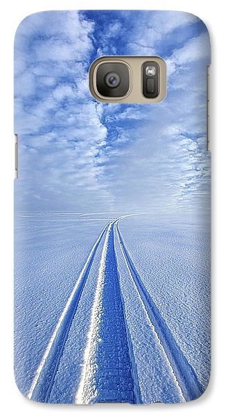 Galaxy Case featuring the photograph Boundless Infinitude by Phil Koch