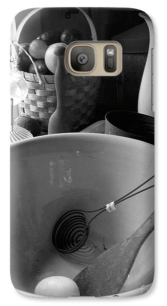 Galaxy Case featuring the photograph Bowl by Brian Jones