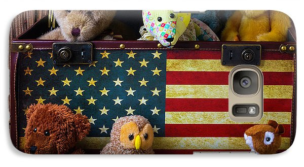 Box Full Of Bears Galaxy S7 Case by Garry Gay