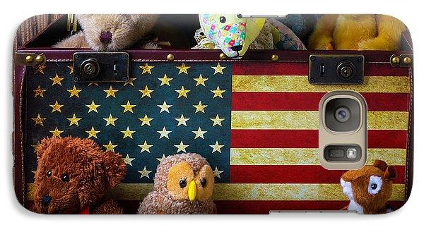 Box Full Of Bears Galaxy S7 Case by Garry Gay