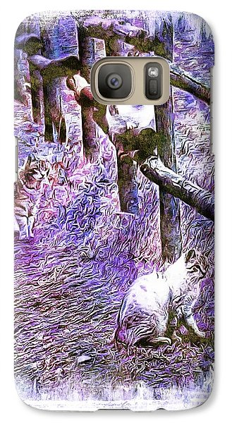 Boys On The Prowl Galaxy S7 Case