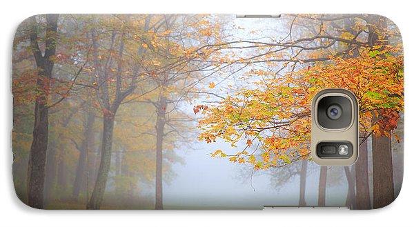 Beaver Galaxy S7 Case - Bradys Run Park by Emmanuel Panagiotakis