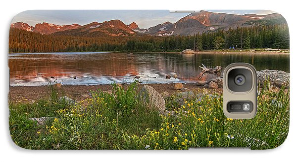 Brainard Lake Galaxy S7 Case by Gary Lengyel