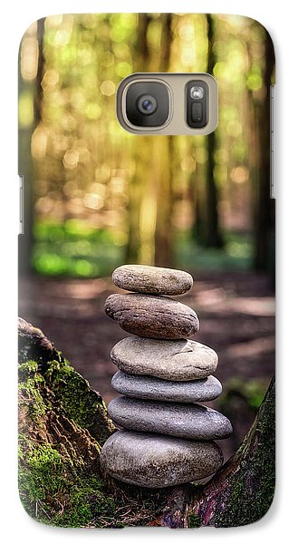 Galaxy Case featuring the photograph Brand New Day by Marco Oliveira