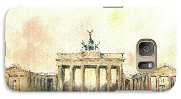 Brandenburger Tor, Berlin Galaxy S7 Case