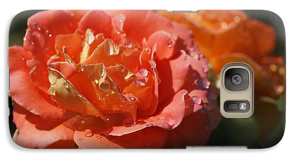 Brass Band Roses Galaxy S7 Case