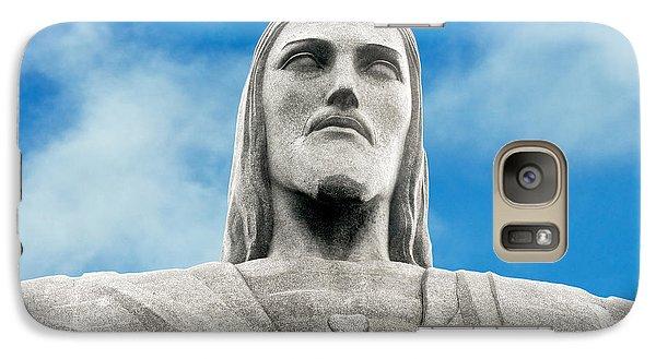 Brazilian Christ Galaxy S7 Case