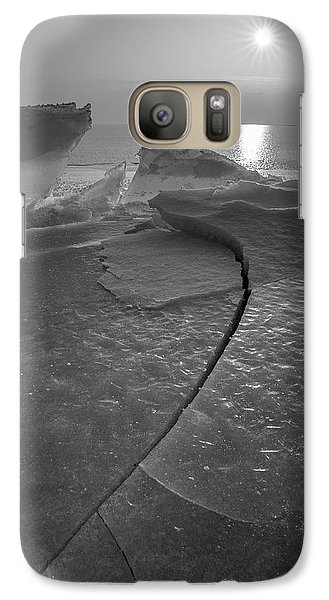 Galaxy Case featuring the photograph Breaking Point by Davorin Mance