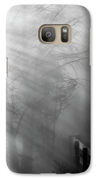 Galaxy Case featuring the photograph Breaking Through by Tom Vaughan
